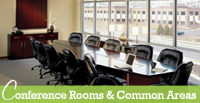 Conference Rooms and Common Area Cleaning Experts,  Peninsula Mobile Services