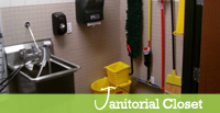 Janitorial Closet Cleaning Experts, Peninsula Mobile Services
