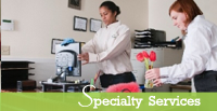 Specialty Cleaning Experts, Peninsula Mobile Services